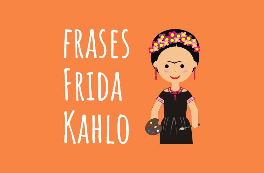 Frases Frida Kahlo